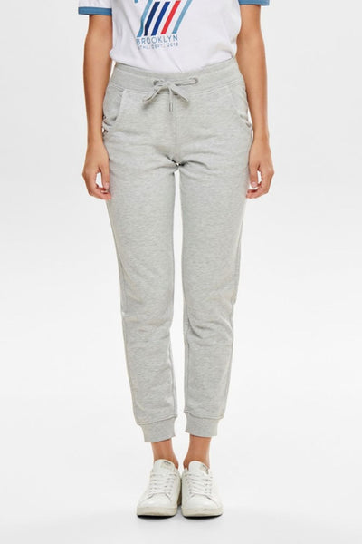 Only Grey Marbella Sweatpants - Troublemaker.gr