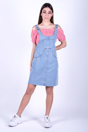 Only Spencer Denim Dress - Troublemaker.gr