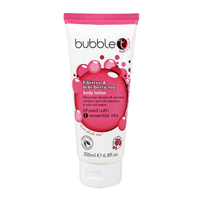 Hibiscus & Acai Berry Body Lotion (200ml) - Troublemaker.gr