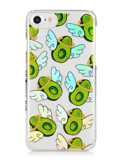 Skinnydip Angel Avocado iPhone Case - Troublemaker.gr