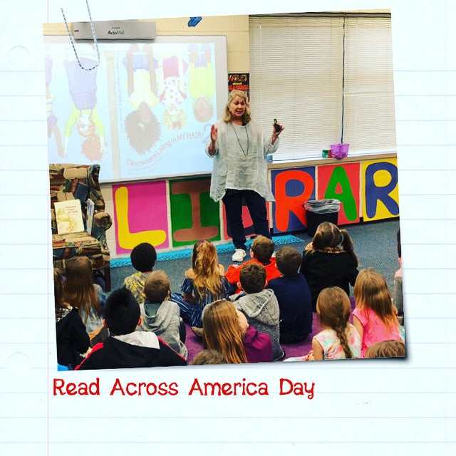 READ ACROSS AMERICA DAY!