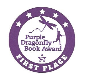 "2016 PURPLE DRAGONFLY 1ST PLACE POETRY AWARD GOES TO . . . ""Dinosaurs Living in My Hair!"""