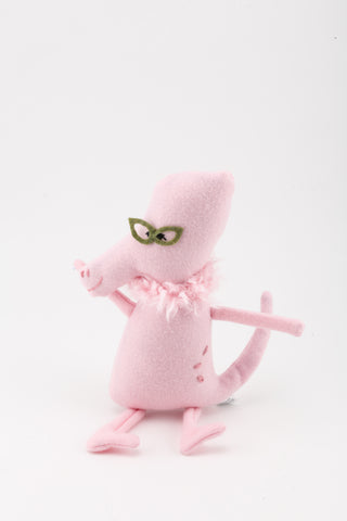 Plush DLIMH Toy in Pink