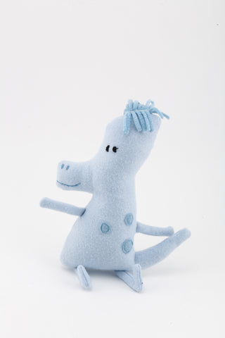Plush DLIMH Toy in Blue