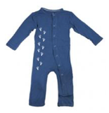 """DLIMH"" Branded Kickee Pants Coveralls"