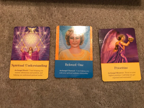 Taro Card Reading - 15 Minutes