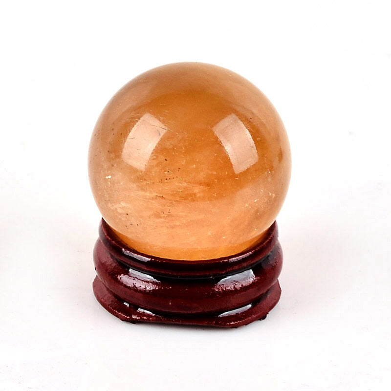 Calcite Sphere Crystal Ball