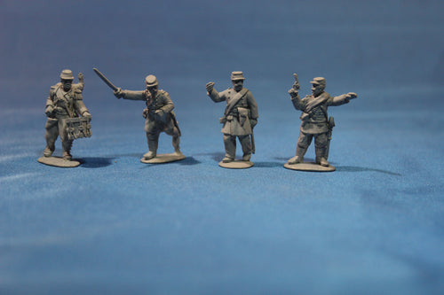 French Line Infantry Command