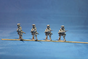 Swedish Grenadiers in Tricorn