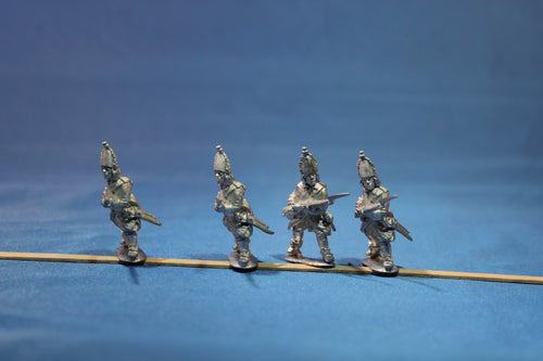 Swedish Grenadiers in Mitre