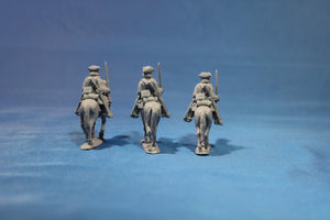 Russian Dragoons in Tricorn