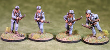 Skirmishers Advancing