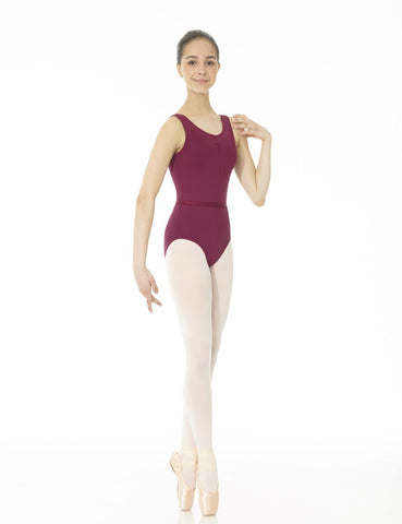 Mondor 3546 Matrix Royal Academy of Dance pinch front leotard