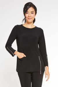 Sympli 22198J-3 Zest Pocket Top
