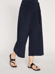 Sympli, Fall 2020 27204 Wide Leg Trouser Crop