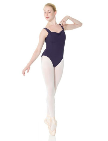 Mondor 3505 Matrix wide strap leotard