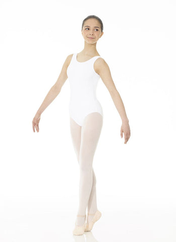 Mondor 40095 Essentials sleeveless leotard