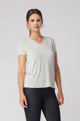 LNBF CAROLYN v-neck tee