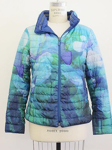 "Claire Desjardins Sale, 90205 ""When Dusk Settles In"" Reversible Jacket"