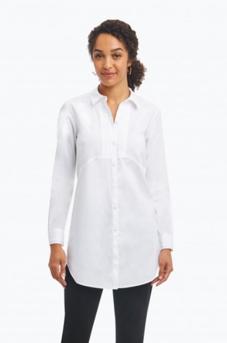 Foxcroft Collection 99999 Sheri Non-Iron Tunic