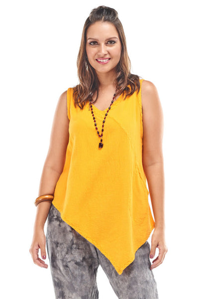 Oh My Gauze! T407 ALLIE TOP