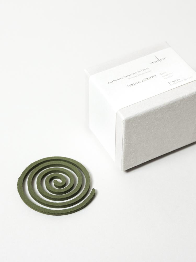 Sonoran Desert Series Incense, Box of 10 Spirals