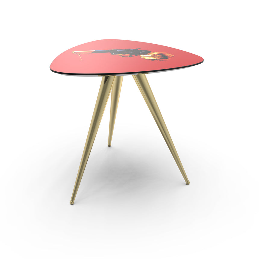 Revolver Side Table