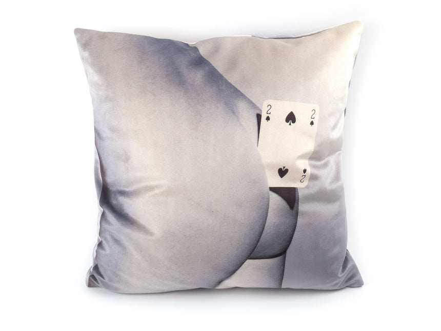 Toiletpaper Pillow - Two of Spades