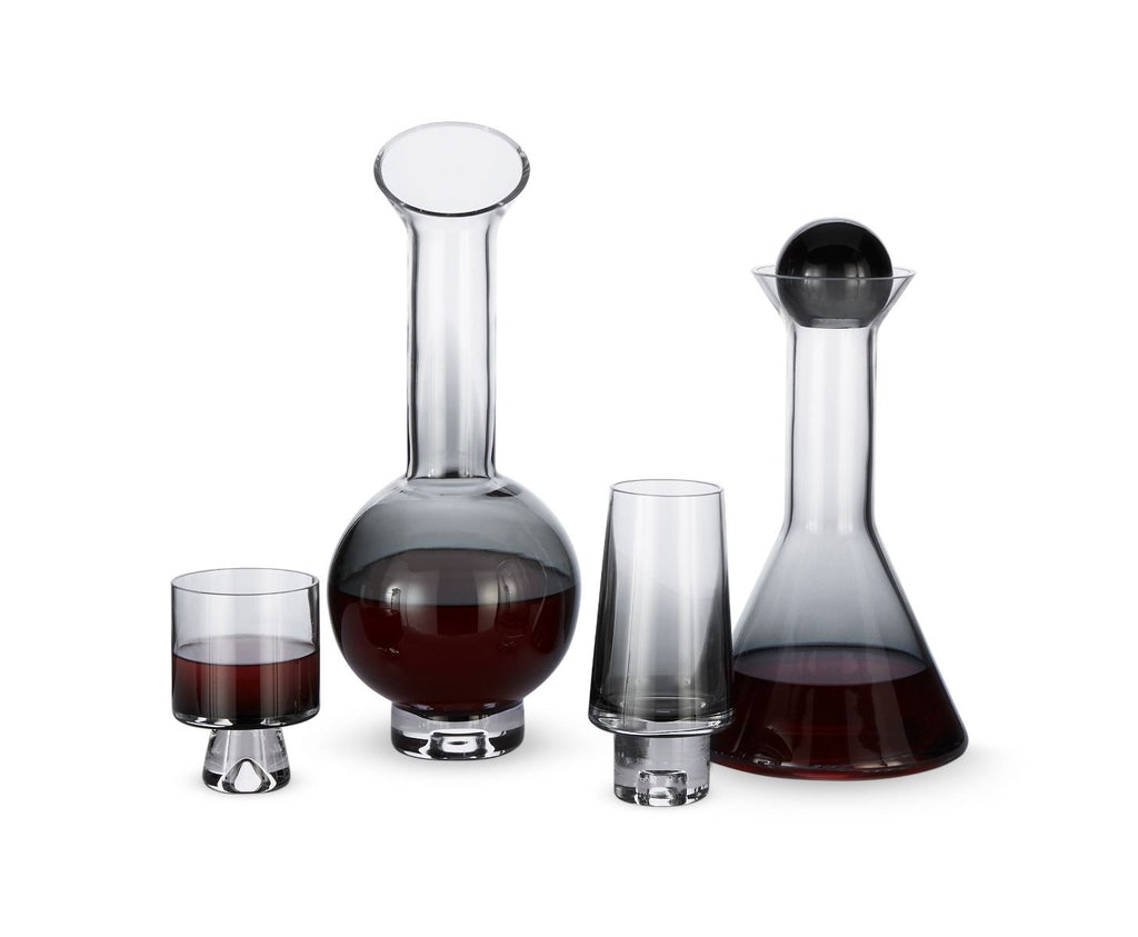 Tom Dixon Black Tank Decanter