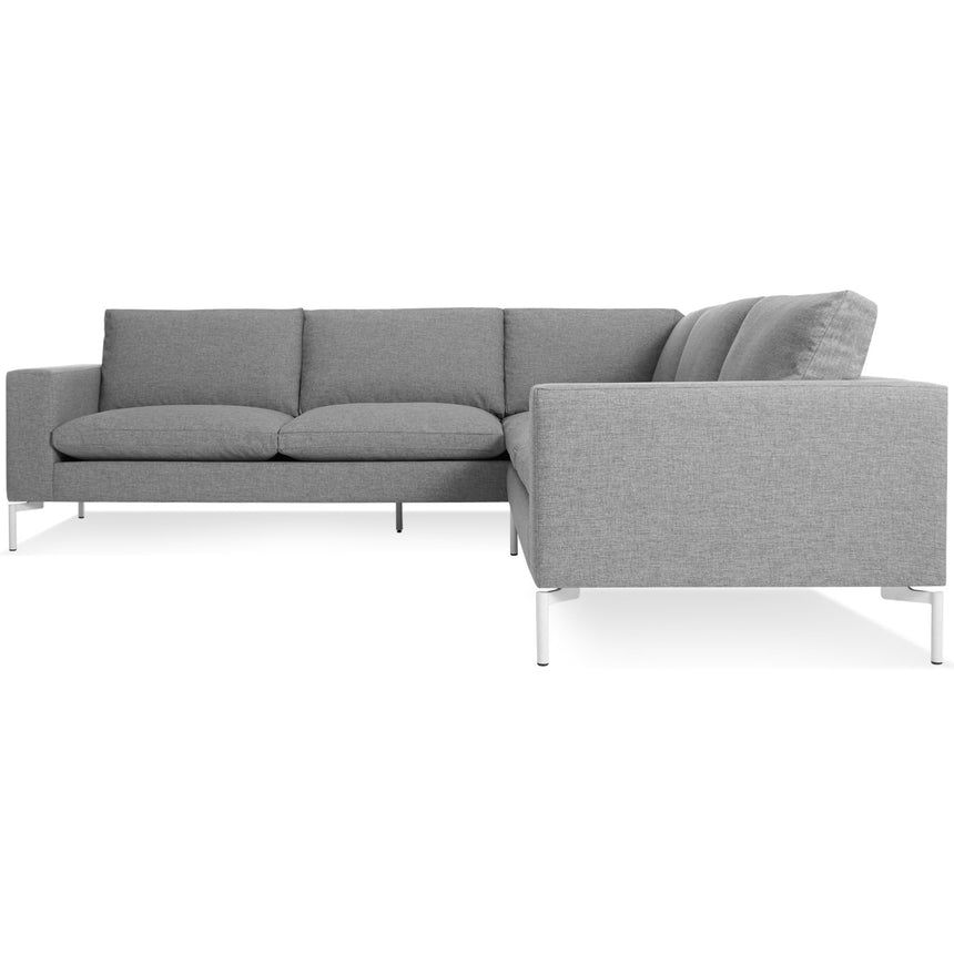 New Standard Left Sectional Sofa - Small