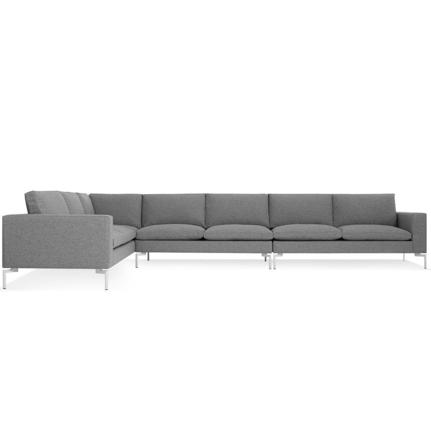 New Standard Left Sectional Sofa - Large