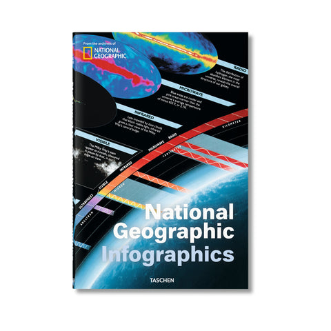 Taschen 'National Geographic Infographics'