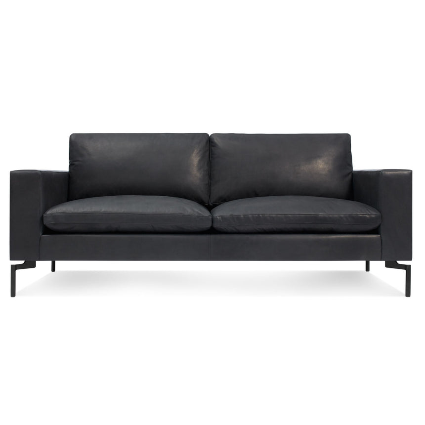 "New Standard 78"" Leather Sofa"