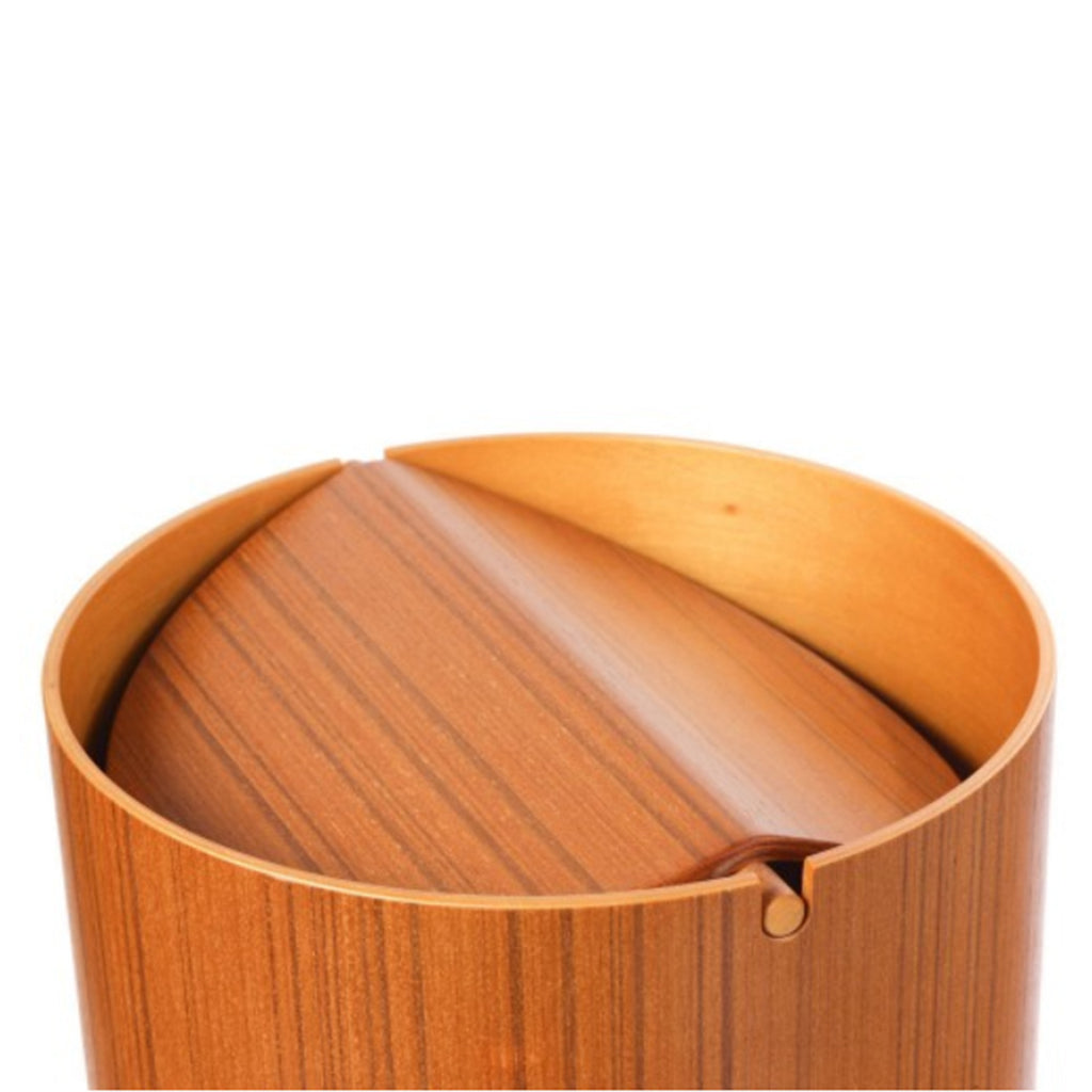Saito Wood Waste Basket
