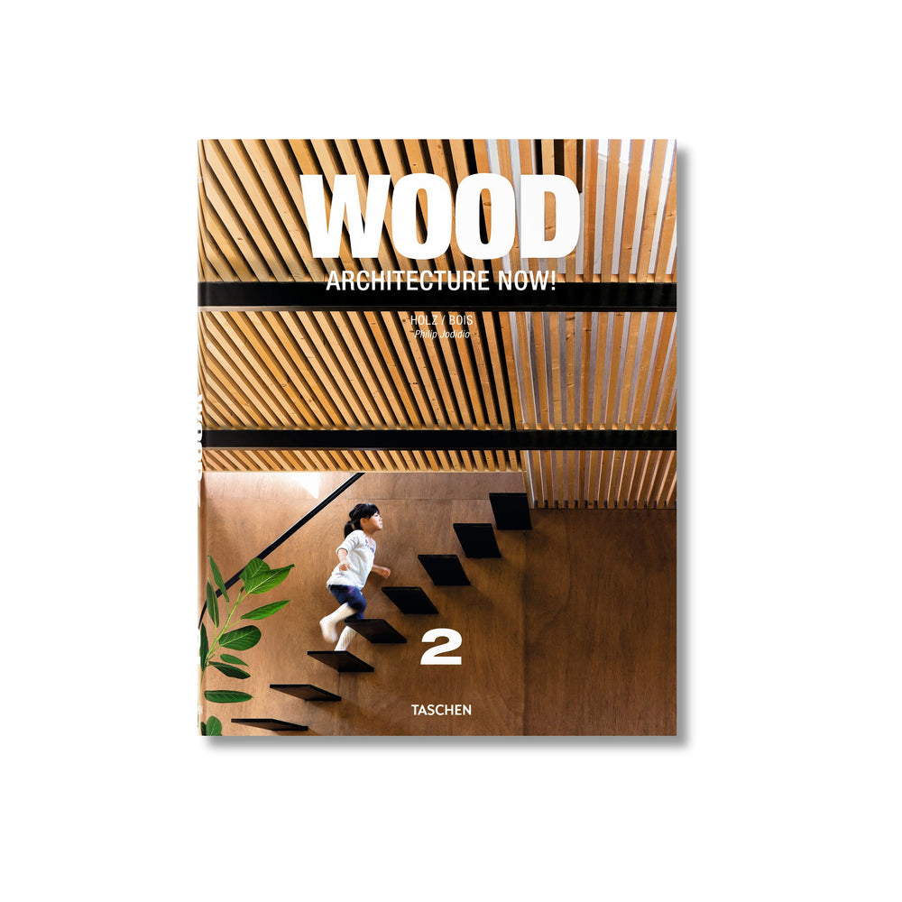 Taschen 'Wood Architecture Now! Vol. 2'
