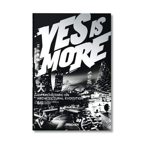 Taschen 'Yes Is More. An Archicomic on Architectural Evolution'