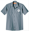 Cannons Logo Work Shirt