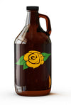 Yellow Rose of Texas Growler - 64 oz