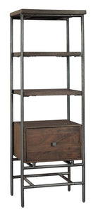Hekman Floating Bookcase 24252 - Curios And More