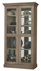 Howard Miller Densmoore II Display Cabinet 670001 - Curios And More