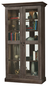 Howard Miller Lennon III Display Cabinet 670007 - Curios And More