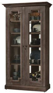 Howard Miller Chasman Curio Cabinet 670010 - Curios And More