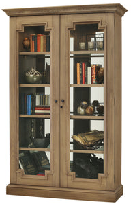 Howard Miller Desmond IV Display Cabinet 670018 - Curios And More