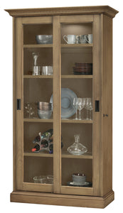 Howard Miller Meisha II Display Cabinet 670031 - Curios And More