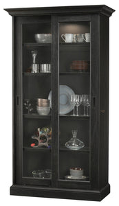 Howard Miller Meisha IV Display Cabinet 670033 - Curios And More