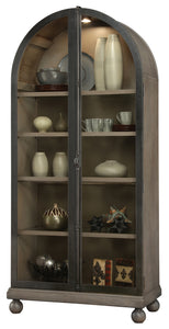Howard Miller Naomi II Display Cabinet 670056 - Curios And More