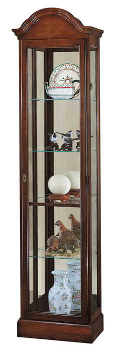Howard Miller Gilmore Curio Cabinet 680145 - Curios And More