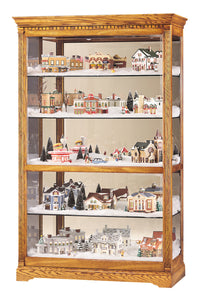 Howard Miller Parkview Curio Cabinet 680237 - Curios And More