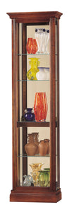 Howard Miller Gregory Curio Cabinet 680245 - Curios And More