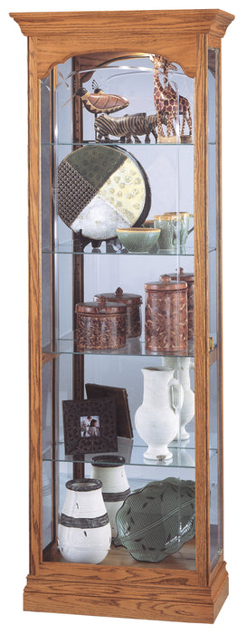 Howard Miller Torrington Curio Cabinet 680341 - Curios And More